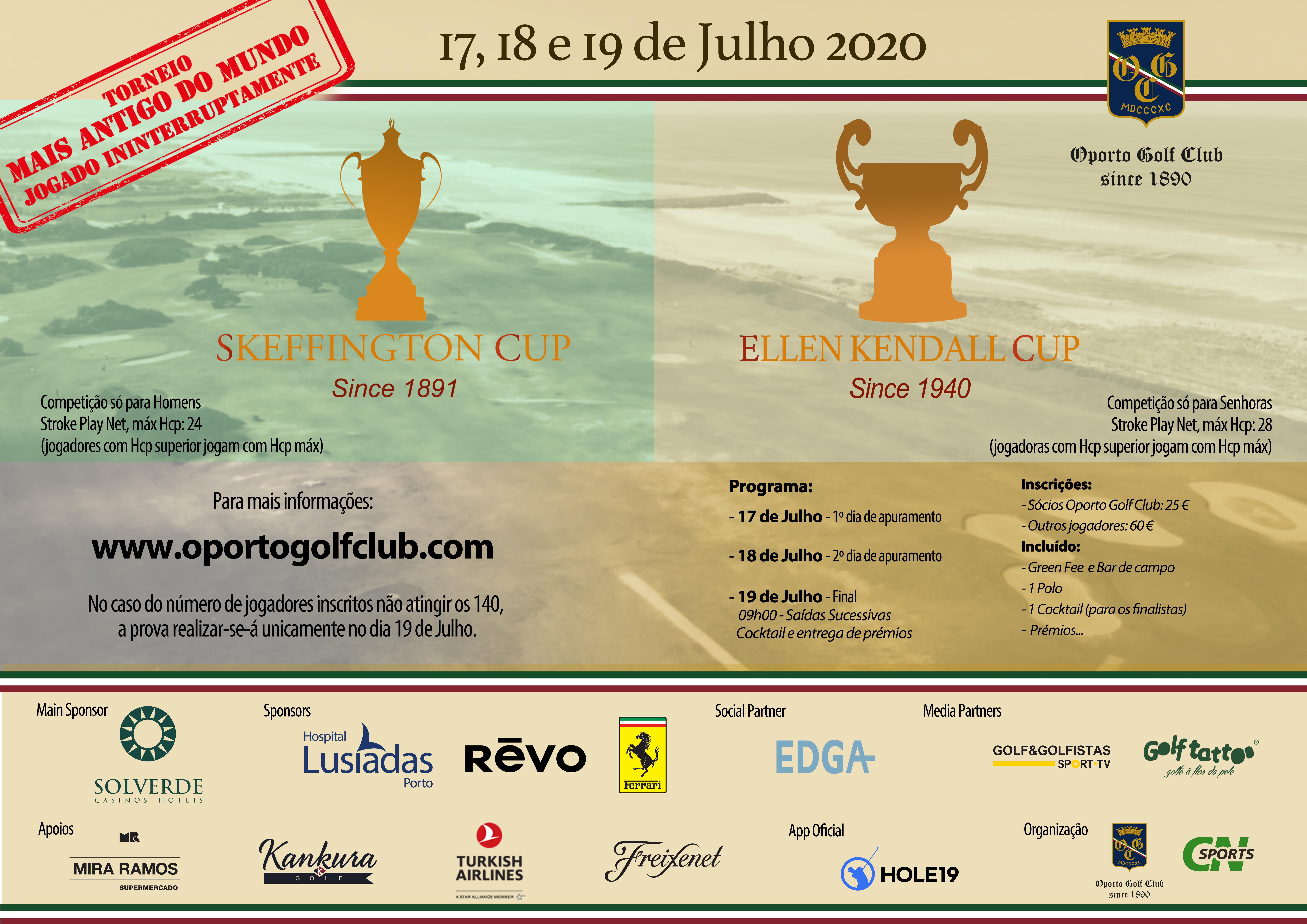alt:[Informação: Skeffington Cup e Ellen Kendall Cup]